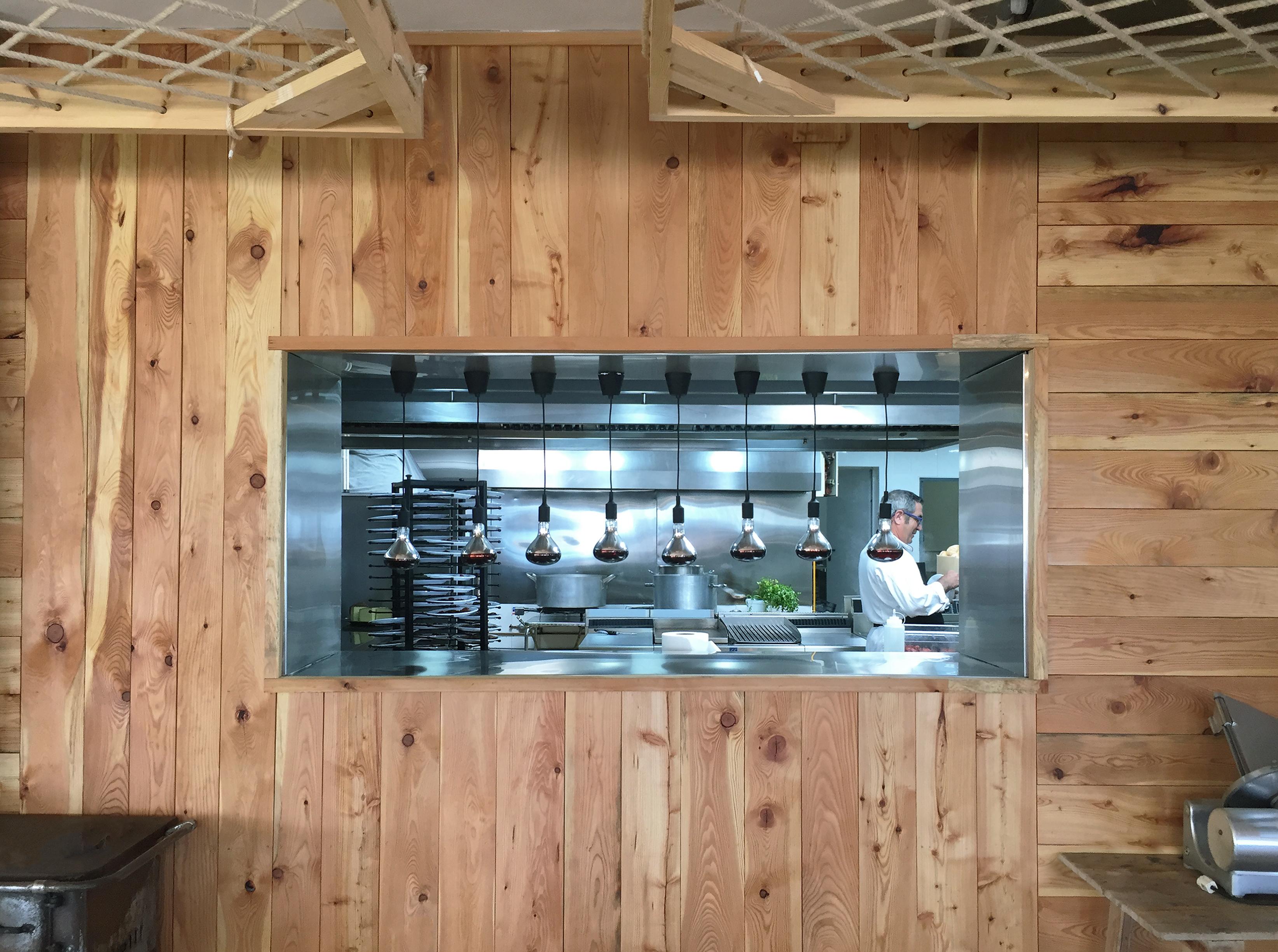 Martin lejarraga arquitecto cocinas en venta el sabinar for Martin lejarraga