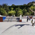 Skate Park. Cartagena
