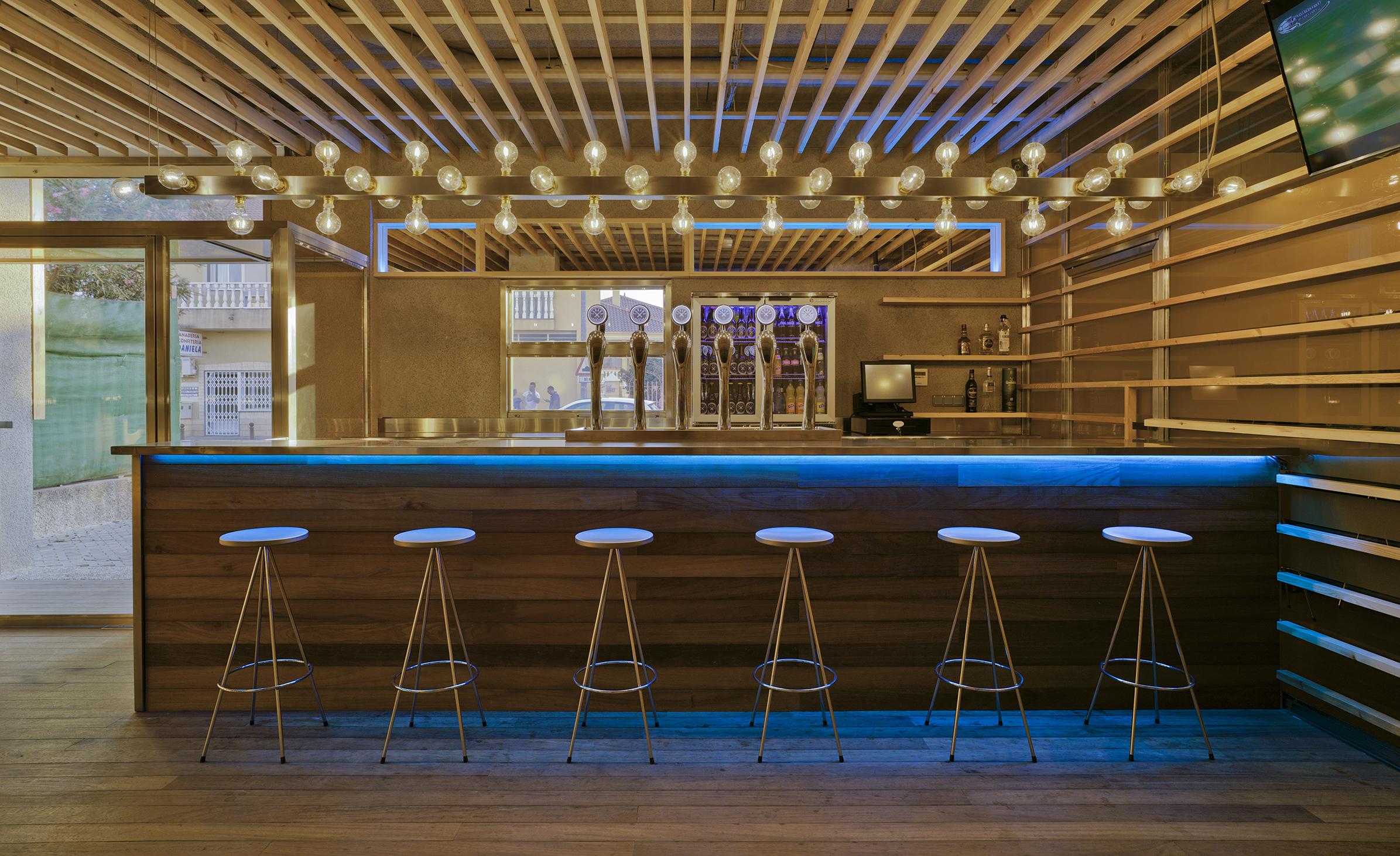 Canana L.A. Brew Pub. La Aljorra. Cartagena.
