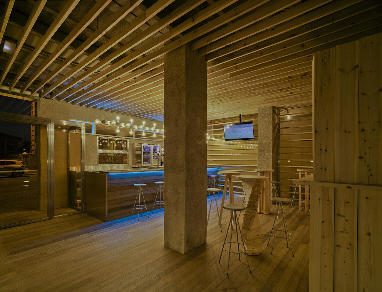 Martin lejarraga arquitecto canana l a brew pub en la for Martin lejarraga