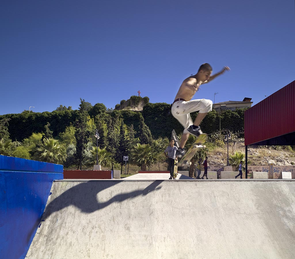 Martin lejarraga arquitecto skate park y parque for Martin lejarraga