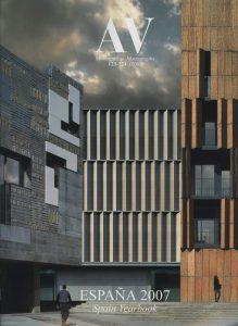 AV Monografías – España 2007. Anuario