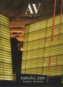 AV Monografías nº81-82. España 2000