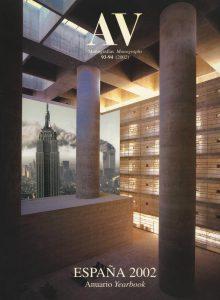 AV Monografías nº93-94. España 2002