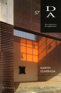 Documentos de Arquitectura – Monografías nº57. Colegio Arq. Almería