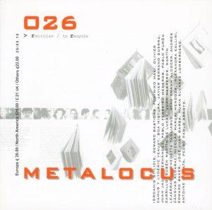 Metalocus nº26