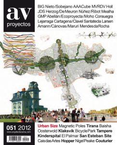 AV Proyectos 051. 'Urban Size'