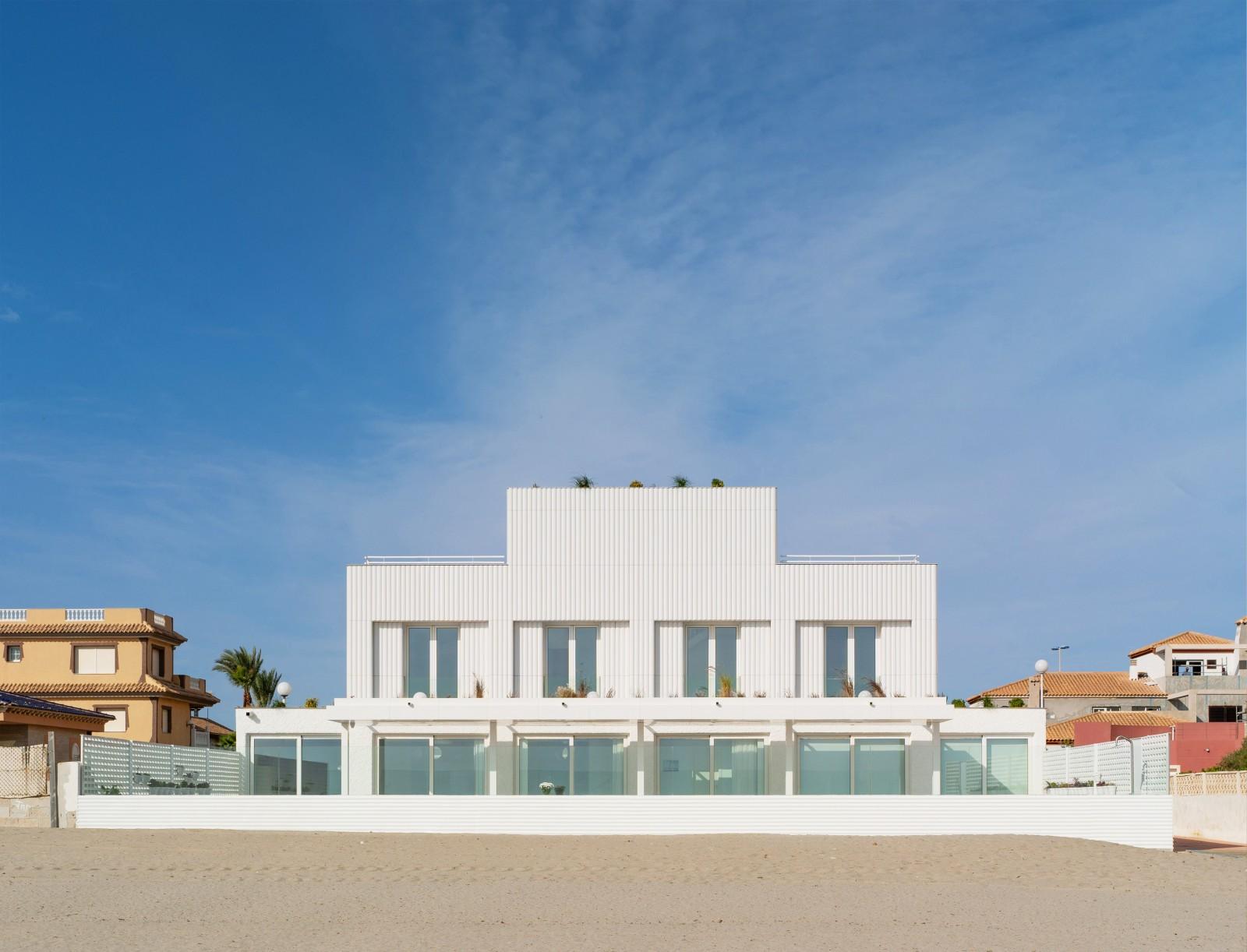 House C. Refurbishment in La Manga del Mar Menor. San Javier