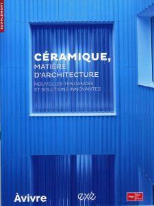Céramique, Matière d'Architecture. Àvivre