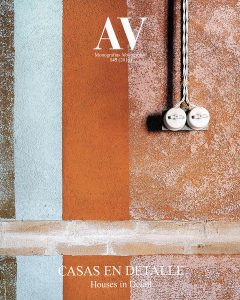 AV Monografías nº145. 'Casas en Detalle'