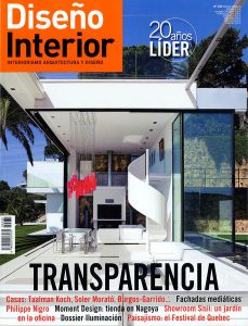 Diseño Interior nº230. 'Transparencia'
