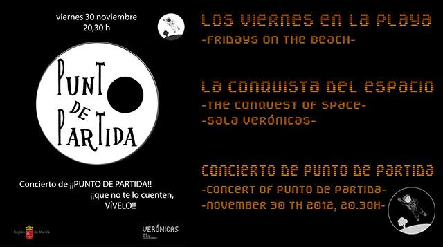 Flyer PuntodePartida