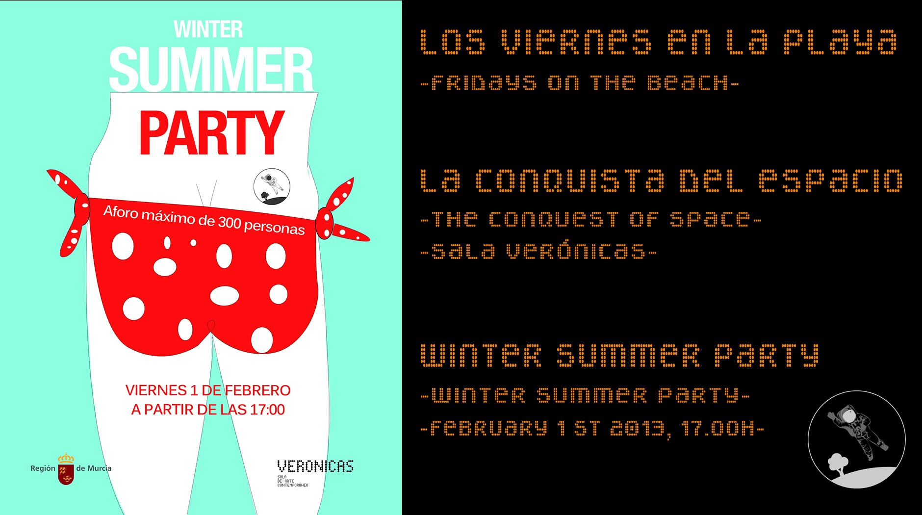 Flyer Summer Party