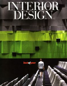 Interior Design NY. 'Best of Year'