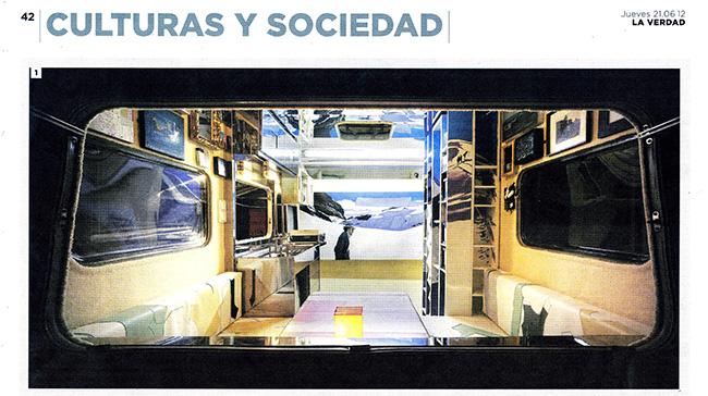 LaVerdad 21jn12 ARQUA cabecera