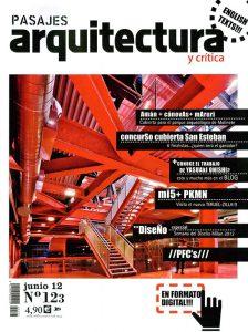 PASAJES Arquitectura y Crítica nº123