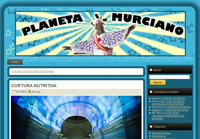 Planeta Murciano Web