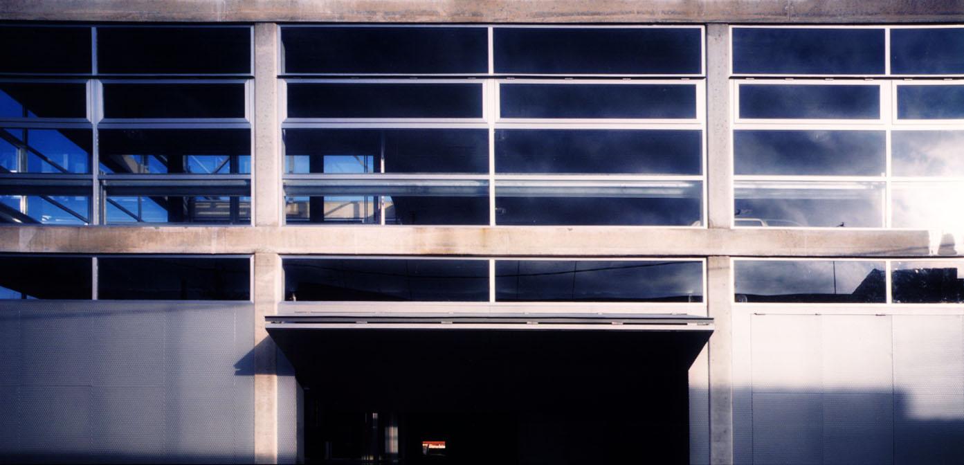 Edificio para Taller Audi – Volkswagen -PMC-. Murcia.