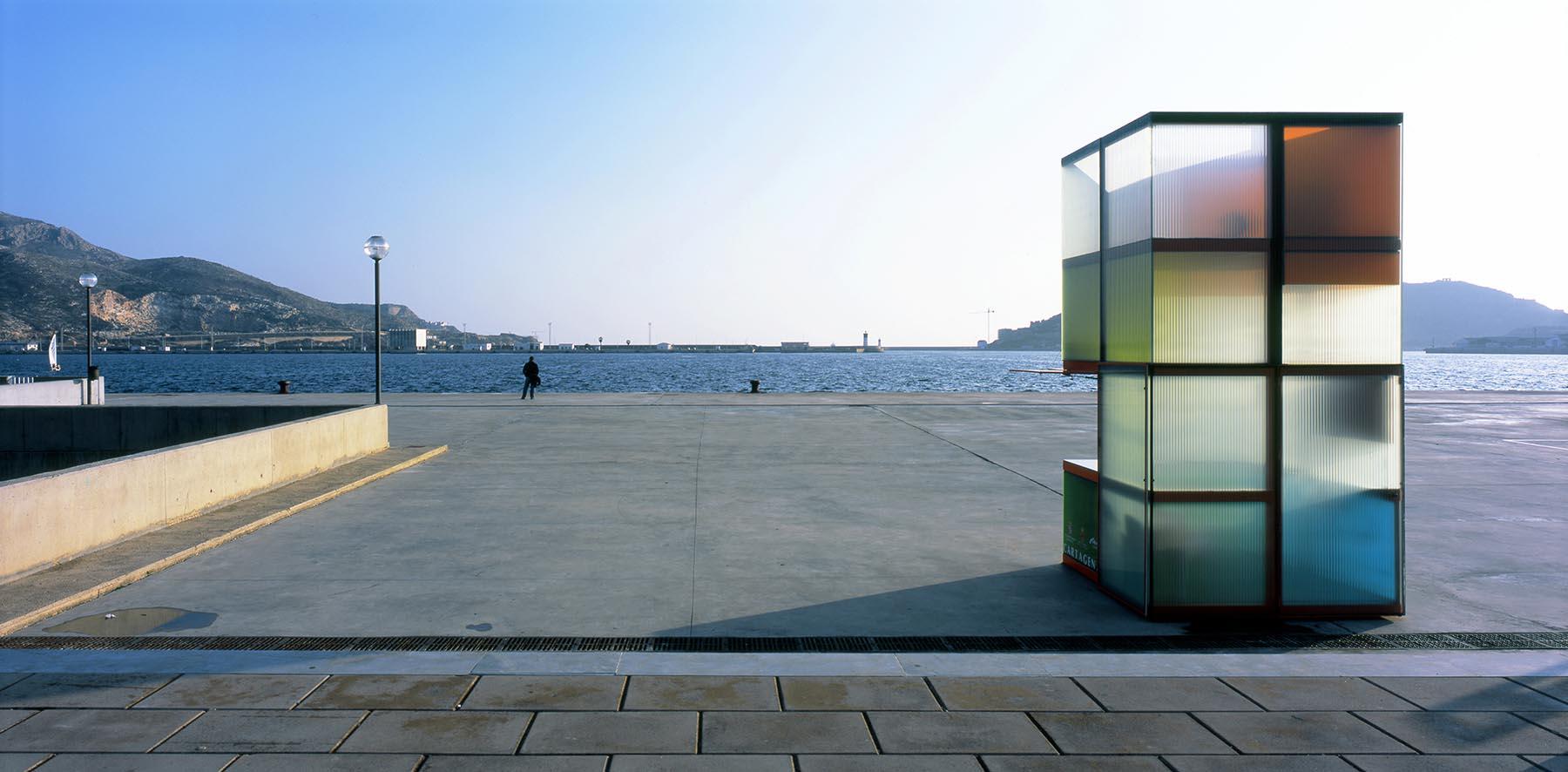 Information Box – Cruisers Control. Port of Cartagena