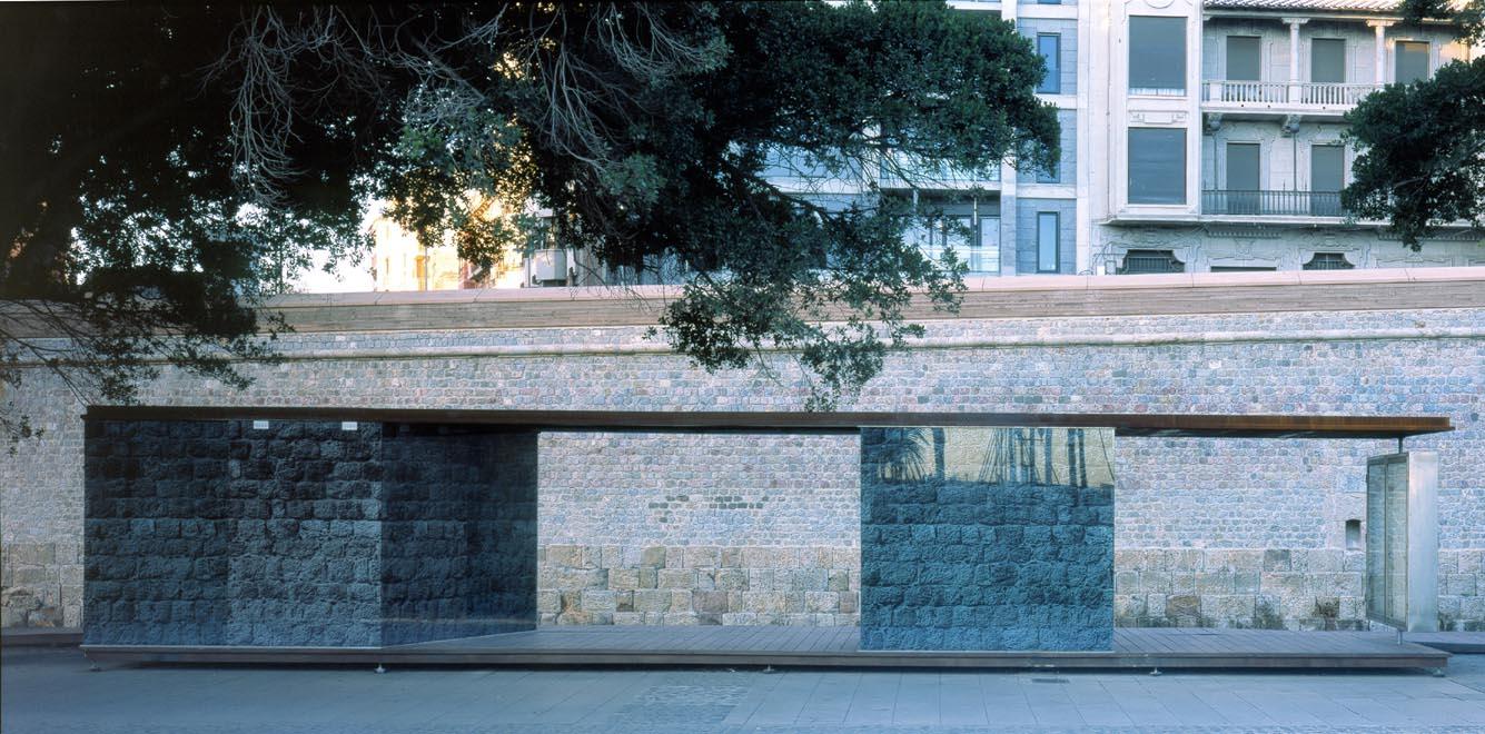 Cabina de Información Turística. Cartagena.