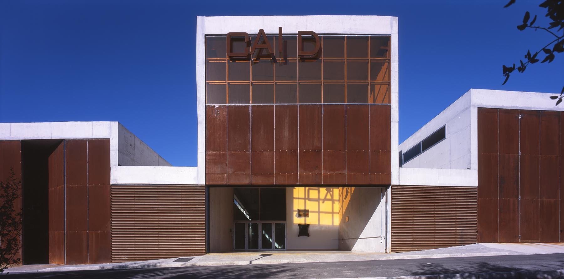 Martin lejarraga arquitecto centro de apoyo a la - Arquitectos murcia ...