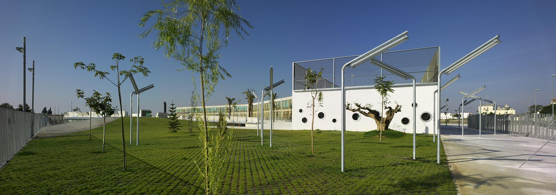 Colegio Público Infantil y Primaria. Torre Pacheco. 'Nuestra Señora del Rosario'. Torre Pacheco. Murcia.