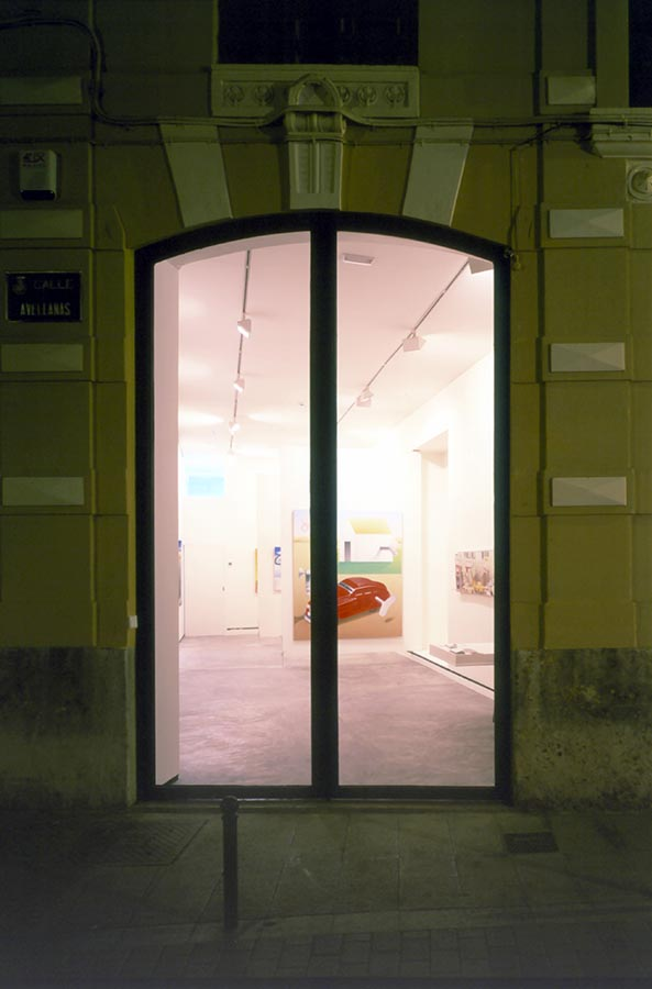 Martin lejarraga arquitecto galer a de arte my name s lolita art valencia - Delineante valencia ...