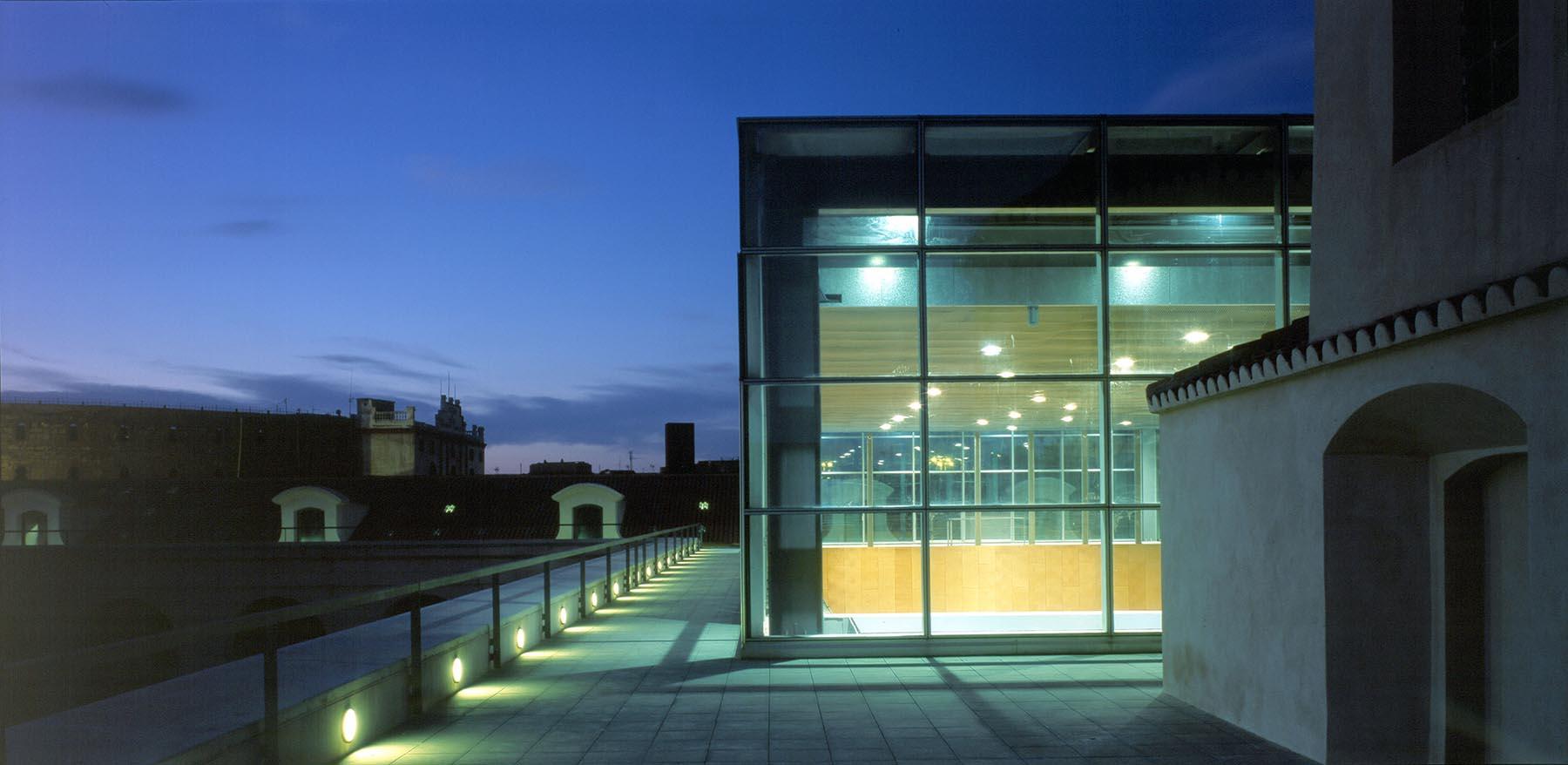 Martin lejarraga arquitecto rehabilitaci n del hospital Arquitectura politecnica
