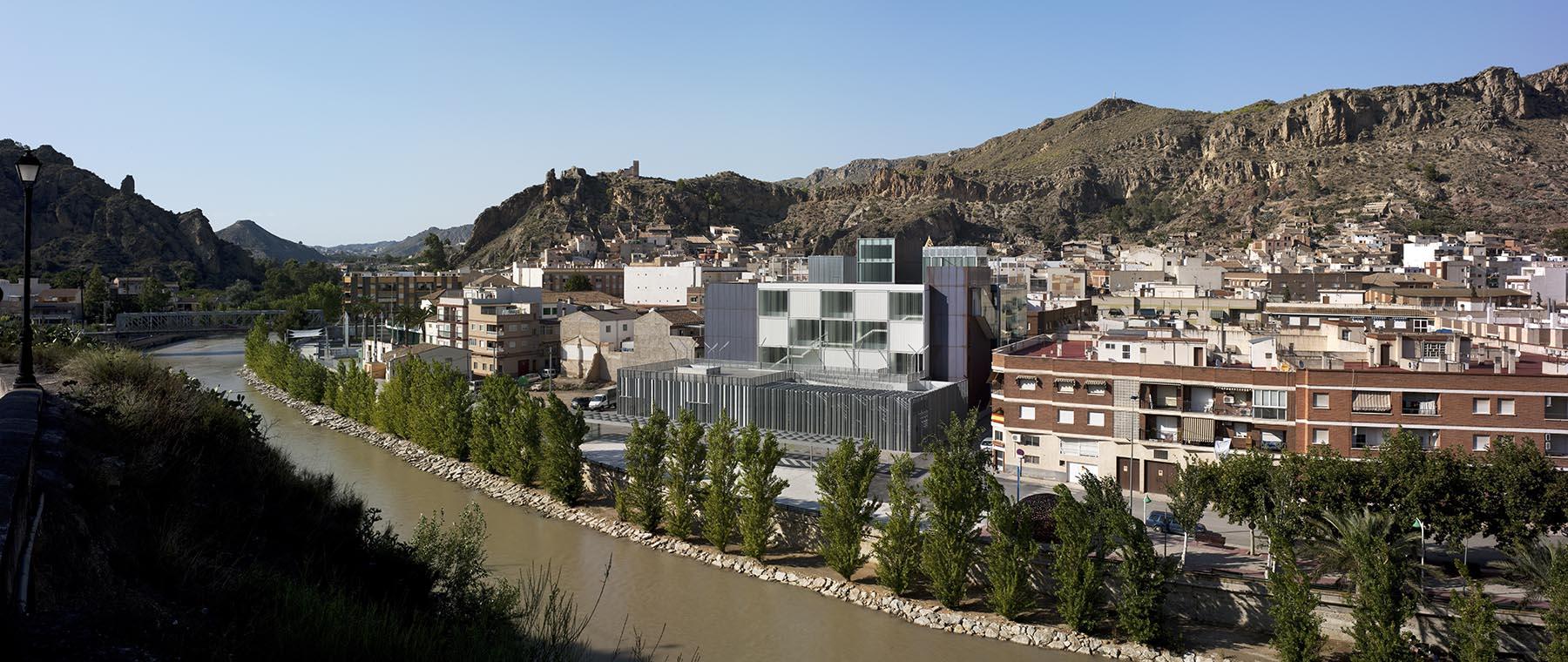 MUCAB. Museo. Escuela de Música. Centro de Desarrollo de la Mujer y de la Juventud. Blanca.
