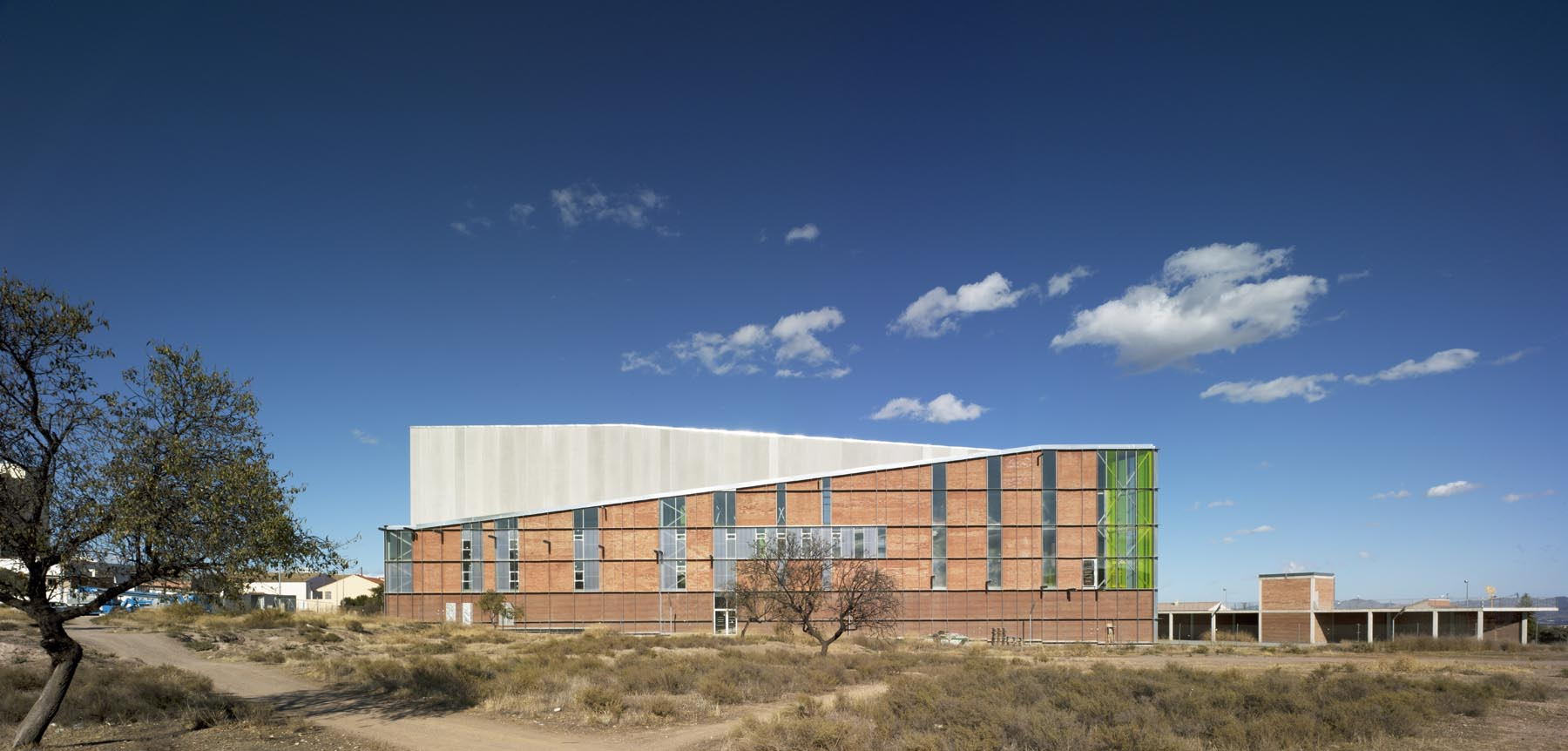 Theatre, Auditorium and Multipurpose Buildings. Murcia