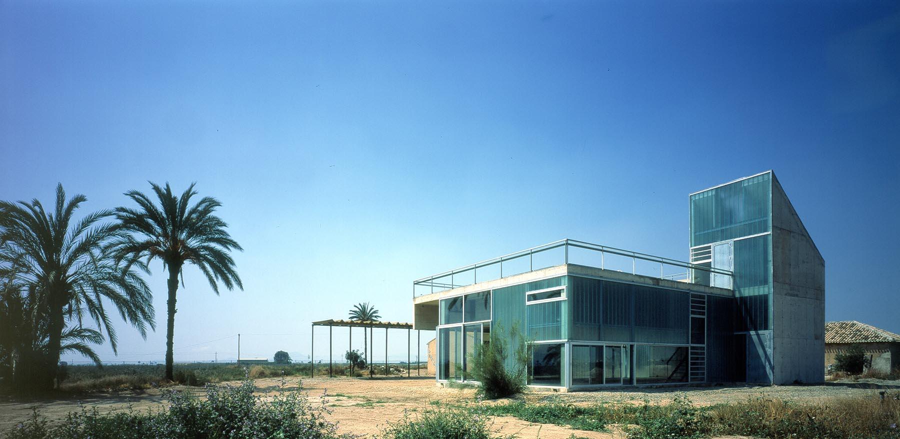 Martin lejarraga arquitecto centro de actividades rurales for Estudio de arquitectura en ingles