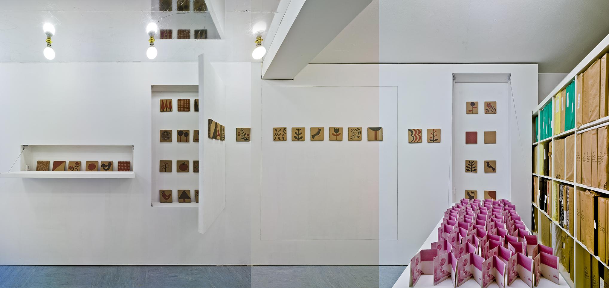Galería de Arte Vuela Pluma. Madrid.