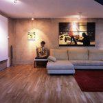vivienda_estudio para un pintor
